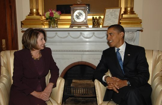 Obama And Pelosi Didn't Win Elections In The Last Decade, It Was Dominion