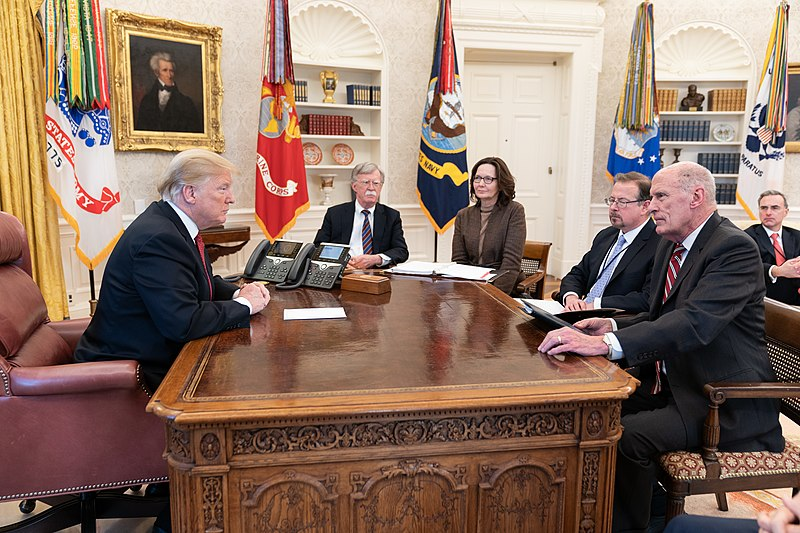 Source: White House Counsel Needs To Go...Cipollone Preventing Firing Of Disloyal Haspel, Wray And Barr