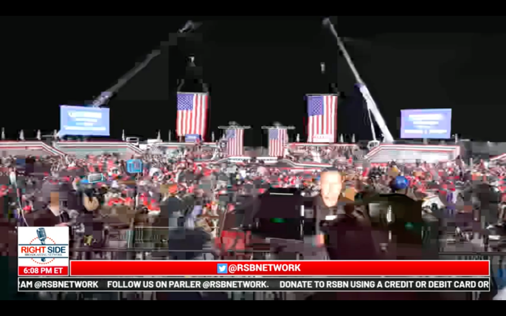 LIVESTREAM 9PM EST: GA Rally With President Trump