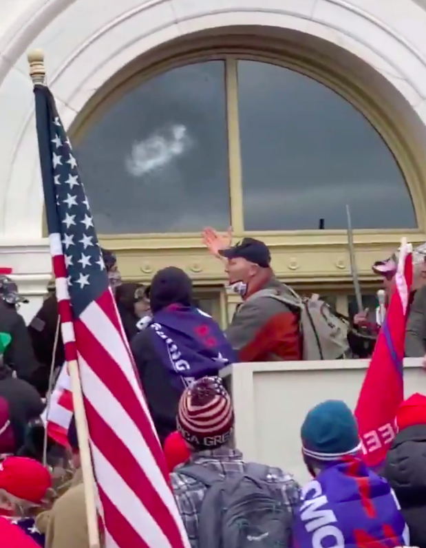 A look at who was really behind the insurrection at the U.S. Capital on January 6th.