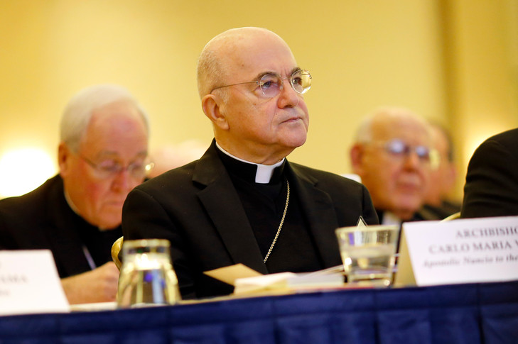 INTERVIEW OF MR. STEPHEN K. BANNON WITH HIS EXCELLENCY CARLO MARIA VIGANÒ, ARCHBISHOP
