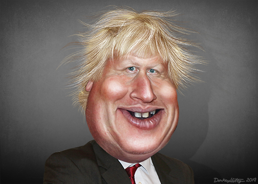The Mask Is Off! Boris Johnson Says 'America Is Back' with Biden, 'Gloom' Of Trump Era Is Over
