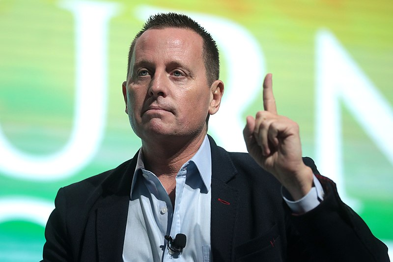 Trump Allies Look To Grenell for Potential California Governor Bid as Newsom Recall Gains Momentum
