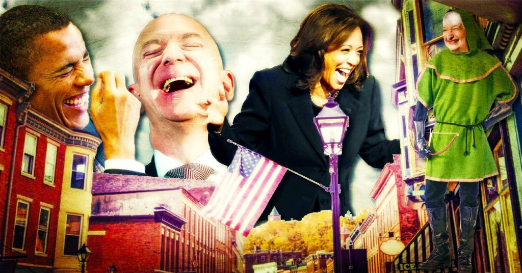 The Globalist American Empire Declares All-Out War On The American People