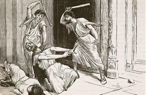Killing The Republic – Trump As Tiberius Gracchus