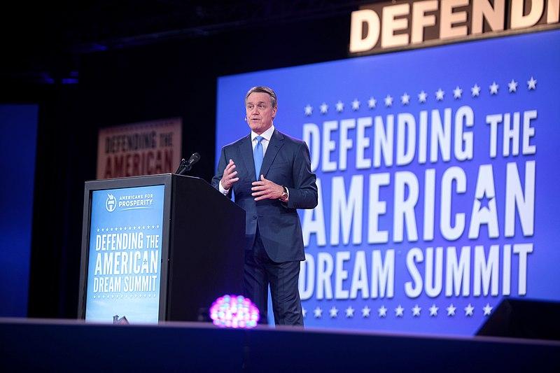 David Perdue Files For 2022 Senate Race Against Democrat Raphael Warnock