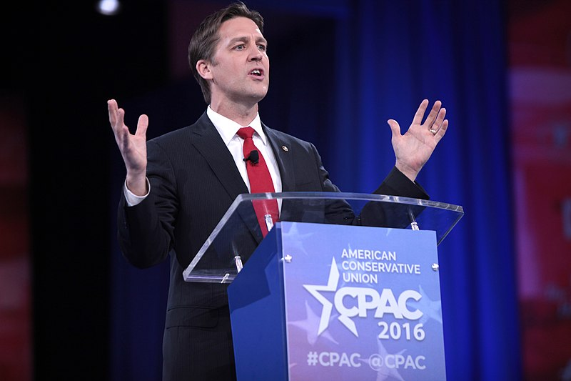 Momentum building In Nebraska To Censure Anti-Trump U.S. Sen. Ben Sasse