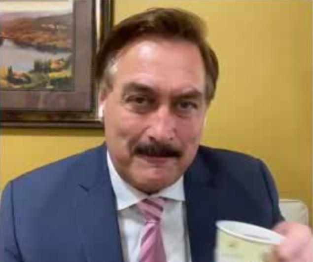 Mike Lindell Says New Social Media 'Frank' Can't Be Cancelled, Servers Can Hold 1 Billion People