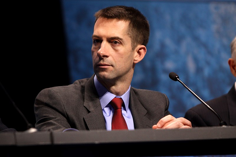 Tom Cotton: 'Pretty Confident' GOP Has Votes 'To Stop' Biden Amnesty Plan In Senate