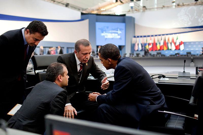 Obama Used The Erdogan Tactic On The US Military