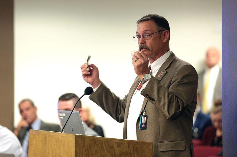 AZ State Senator Mark Finchem Gives Update On Election Audit