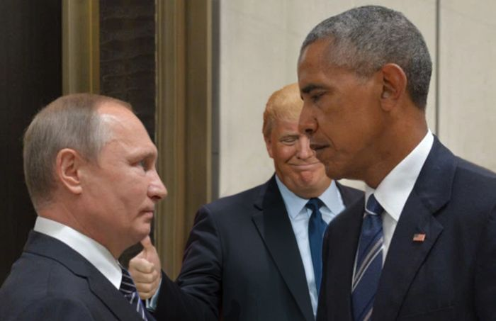 Ninety-Nine Red Balloons...Deep State (Obama) May Get Its War With Russia