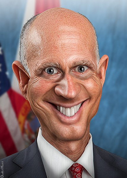 Rick Scott Says He 'Does Not Support Amnesty' While Crafting Amnesty Plan