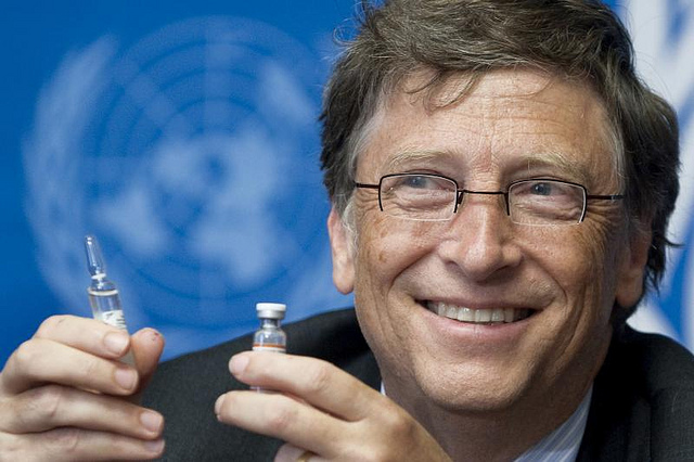 Bill Gates Collaborated With China Genomics Firm Mining Americans' Data