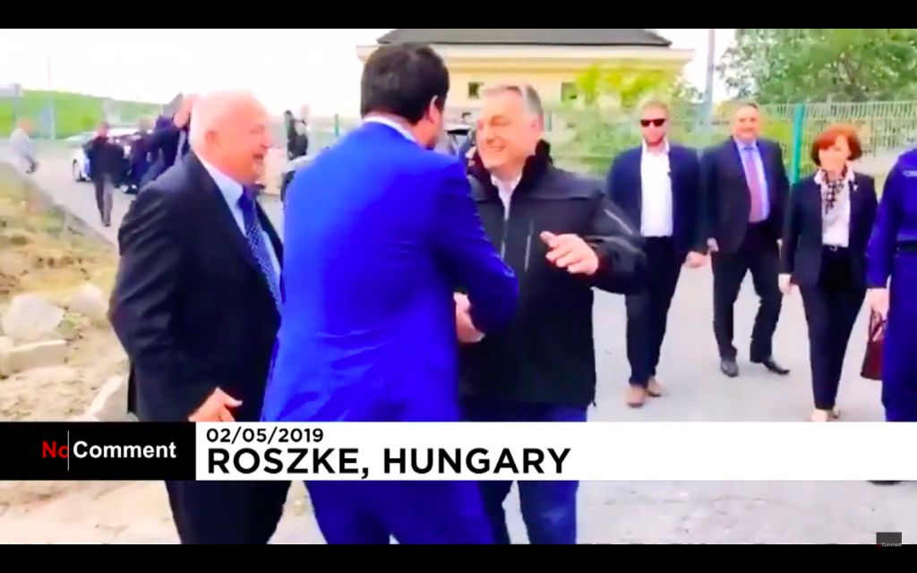 Hungary's Orban Welcomes Polish, Italian Right-Wing Leaders For Talks On New European Political Group