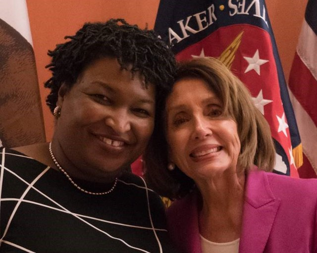 Stacey Abrams Is On The Board Of A Group Collaborating With The Chinese Communist Party