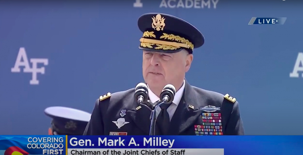 General Milley, Why Aren't You Calling Out Communist Extremism In Our Military?