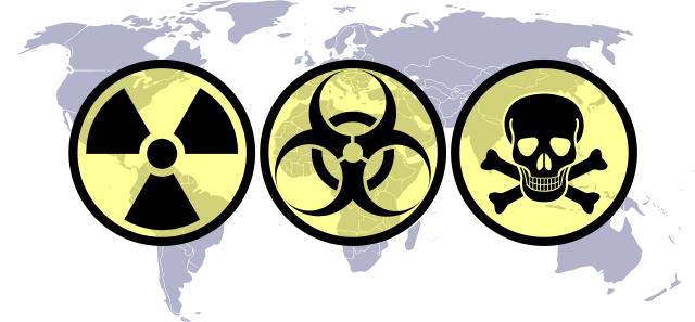 Biological Warfare Is Use Of Weapons Of Mass Destruction - Requires A Nuclear Response