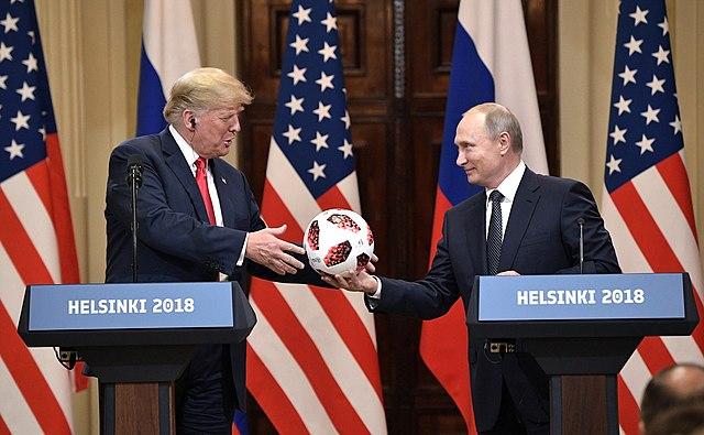 Putin Says He Respects Trump, Calls Him Extraordinary Individual, Not From The Establishment, Calls Biden A 'Career Man'