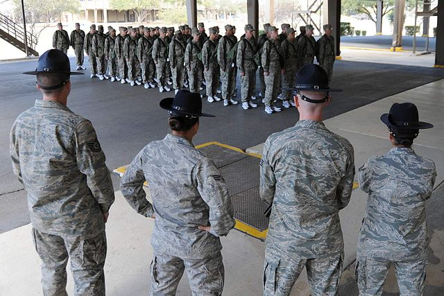 Around the Units..Seen And Heard…A Call To Service Members To Stand Up