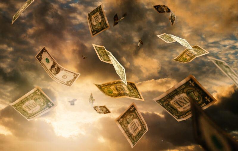 Inflating The Circulating Medium: Cause Or Effect?