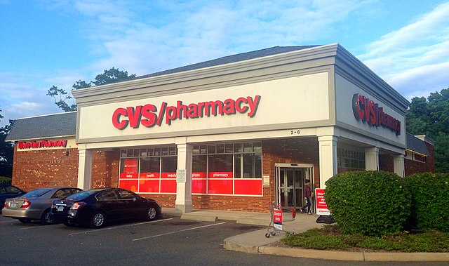 CVS Goes Full Commie - Added To 'Control List'