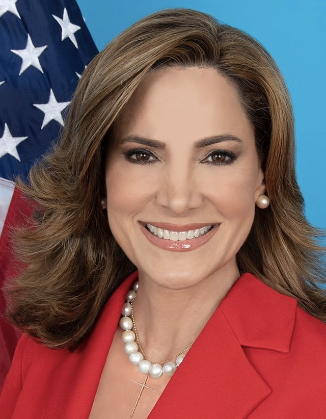 FL-27 Rep Maria Salazar Refuses To Comment To CDM Regarding Her Vote To Let Dems Off The Budget Hook