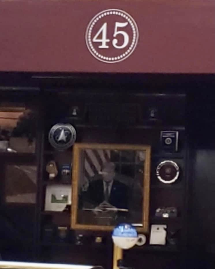 Gotham City Hill: 45 Opens 45 Bar